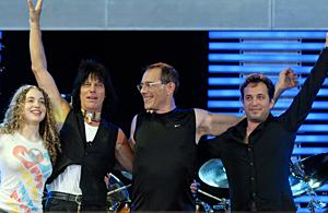 Jeff Beck ja bändinsä